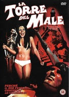 Tower of Evil - Italian DVD cover (xs thumbnail)