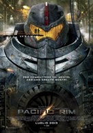 Pacific Rim - Italian Movie Poster (xs thumbnail)
