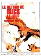 Il ritorno di Zanna Bianca - French Movie Poster (xs thumbnail)