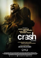 Crash - Spanish Movie Poster (xs thumbnail)