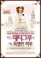 Miss Pettigrew Lives for a Day - South Korean Movie Poster (xs thumbnail)