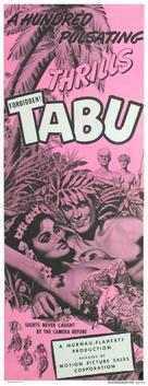 Tabu - Movie Poster (xs thumbnail)