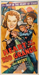 Heart of the Rio Grande - Movie Poster (xs thumbnail)
