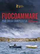 Fuocoammare - French Movie Poster (xs thumbnail)