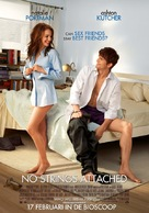 No Strings Attached - Dutch Movie Poster (xs thumbnail)