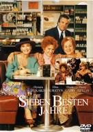 The Cemetery Club - German DVD movie cover (xs thumbnail)
