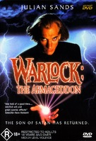Warlock: The Armageddon - Australian Movie Cover (xs thumbnail)