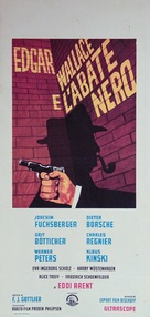 Schwarze Abt, Der - Italian Movie Poster (xs thumbnail)