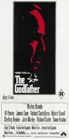 The Godfather - Australian Movie Cover (xs thumbnail)