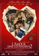 Ask Tesadüfleri Sever 2 - French Movie Poster (xs thumbnail)