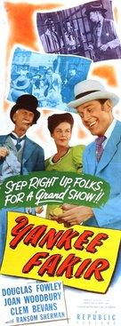 Yankee Fakir - Movie Poster (xs thumbnail)