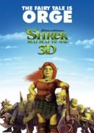 Shrek Forever After - Vietnamese Movie Poster (xs thumbnail)