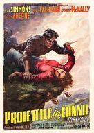 A Bullet Is Waiting - Italian Movie Poster (xs thumbnail)