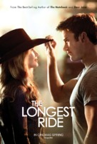 The Longest Ride - British Movie Poster (xs thumbnail)