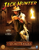 """Jack Hunter and the Lost Treasure of Ugarit"" - Brazilian Movie Poster (xs thumbnail)"