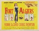 Fort Algiers - Movie Poster (xs thumbnail)