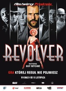 Revolver - Polish Movie Poster (xs thumbnail)
