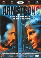 Armstrong - Danish DVD movie cover (xs thumbnail)