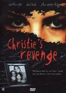 Christie's Revenge - Dutch DVD cover (xs thumbnail)