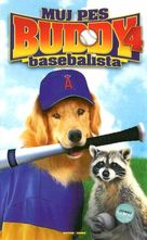 Air Bud: Seventh Inning Fetch - Czech VHS cover (xs thumbnail)
