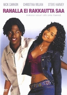 Love Don't Cost A Thing - Finnish DVD cover (xs thumbnail)