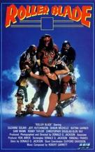 Roller Blade - Norwegian VHS cover (xs thumbnail)