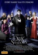 Dark Shadows - Australian Movie Poster (xs thumbnail)