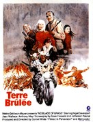 No Blade of Grass - French Movie Poster (xs thumbnail)