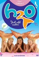 """""""H2O: Just Add Water"""" - Portuguese DVD movie cover (xs thumbnail)"""