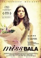Miss Bala - Spanish Movie Poster (xs thumbnail)