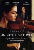 Un coeur en hiver - French Movie Cover (xs thumbnail)