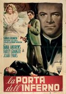 Edge of Doom - Italian Movie Poster (xs thumbnail)