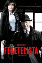 """The Blacklist"" - Hungarian Movie Cover (xs thumbnail)"