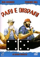 Pari e dispari - Italian DVD cover (xs thumbnail)