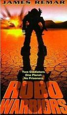 Robo Warriors - Movie Cover (xs thumbnail)