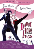 Daddy Long Legs - DVD cover (xs thumbnail)
