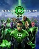 Green Lantern - Blu-Ray cover (xs thumbnail)