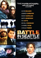 Battle in Seattle - DVD movie cover (xs thumbnail)