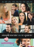 He's Just Not That Into You - Uruguayan Movie Poster (xs thumbnail)