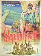 Stepan Razin - Romanian Movie Poster (xs thumbnail)
