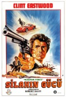 Magnum Force - Turkish Movie Poster (xs thumbnail)