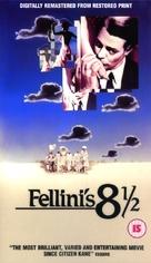 8½ - British Movie Cover (xs thumbnail)