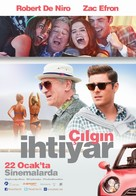 Dirty Grandpa - Turkish Movie Poster (xs thumbnail)