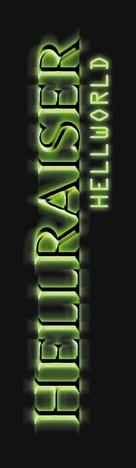 Hellraiser: Hellworld - Logo (xs thumbnail)