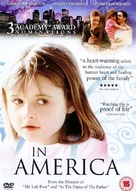 In America - British poster (xs thumbnail)