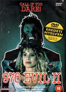976-Evil II - British DVD cover (xs thumbnail)