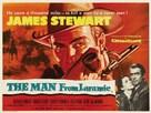 The Man from Laramie - British Movie Poster (xs thumbnail)