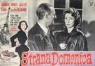 Un drôle de dimanche - Italian Movie Poster (xs thumbnail)