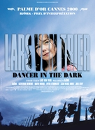 Dancer in the Dark - French Movie Poster (xs thumbnail)