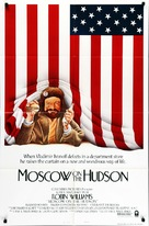 Moscow on the Hudson - Movie Poster (xs thumbnail)